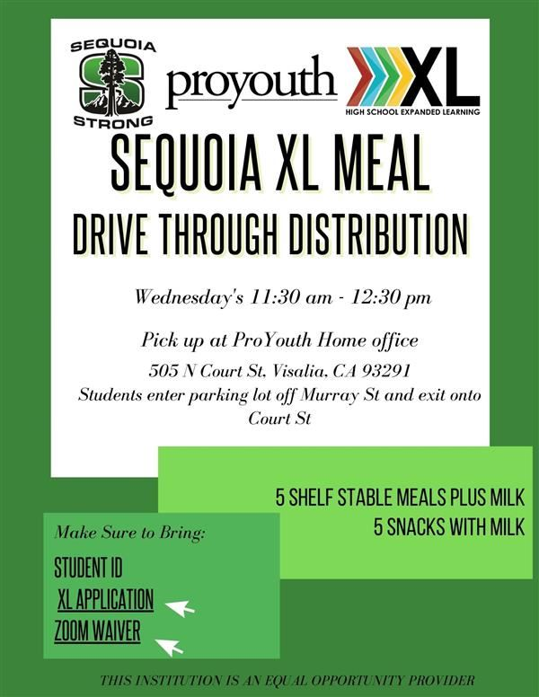XL Free Meals