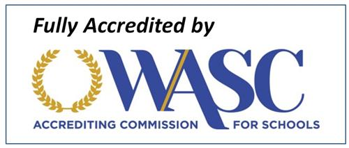 WASC Fully Accredited