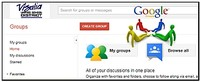 Google Discussion Groups
