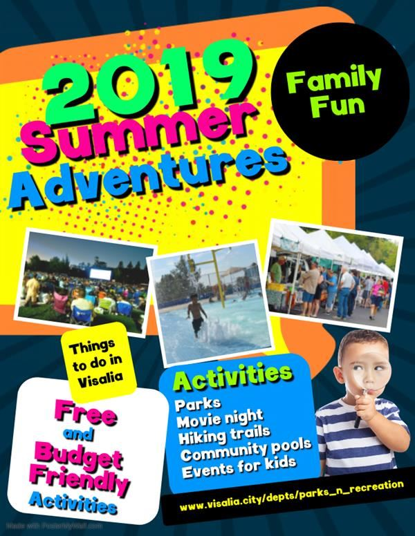 Summer Free and Budget Friendly Activities