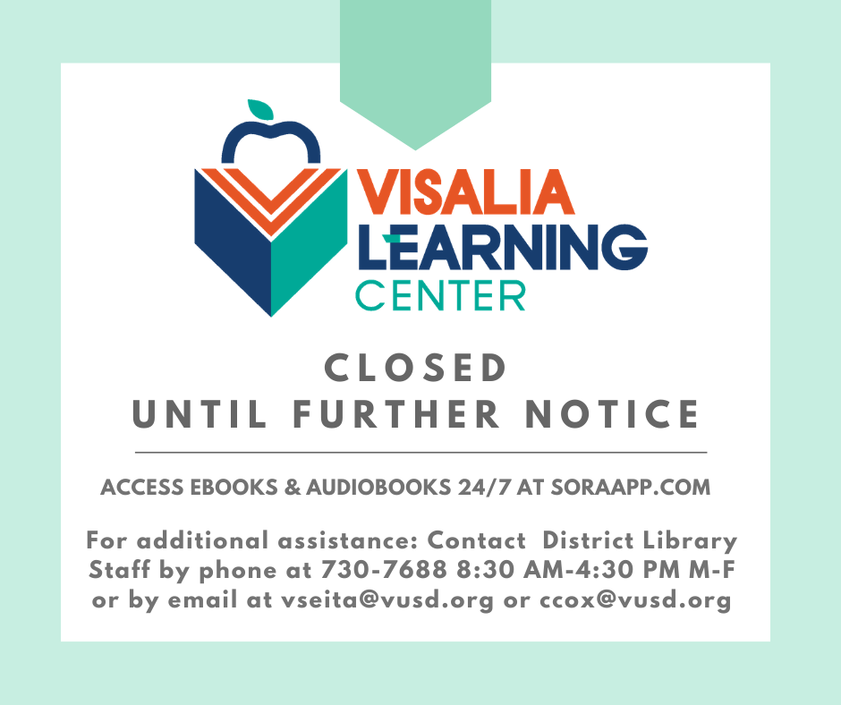 VLC Closed During School Closures