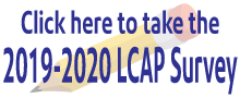 Take the 2019-2020 LCAP Survey