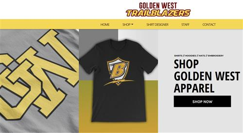 Get Golden West Apparel From The GW Online Store