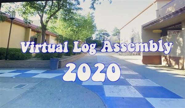 Redwood High School Virtual Log Assembly 2020