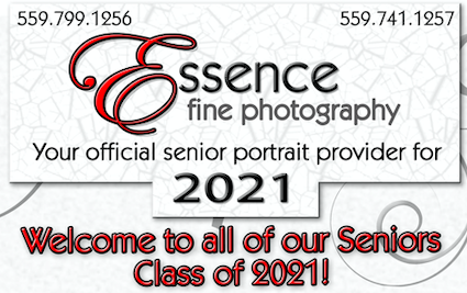 Class of 2021 Senior Portrait Day is Here!
